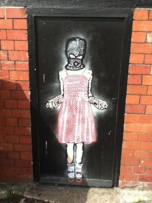 streetart graffitti bristol