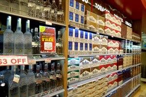 tabaco y alcohol aduana reino unido