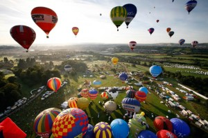 balloon festival bristol uk