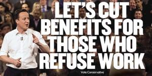 david cameron cuts benefits