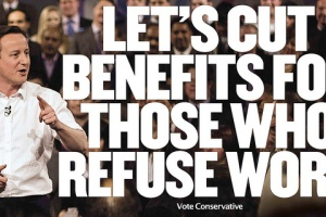 david cameron cuts benefits