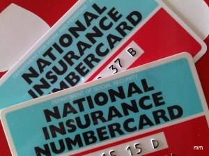 NIN national insurance number uk