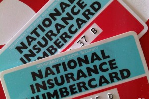NIN national insurance number uk