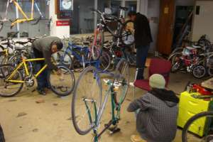 The Bristol Bike Project. La ONG de las bicicletas.