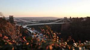 bristol suspension brigde