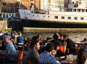 People Harbourside Bristol