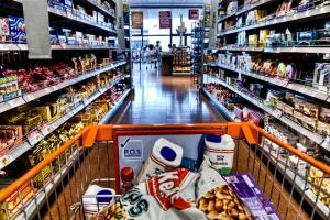 carrito compra supermercado