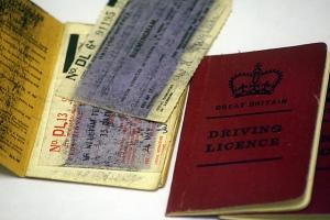 driving license uk