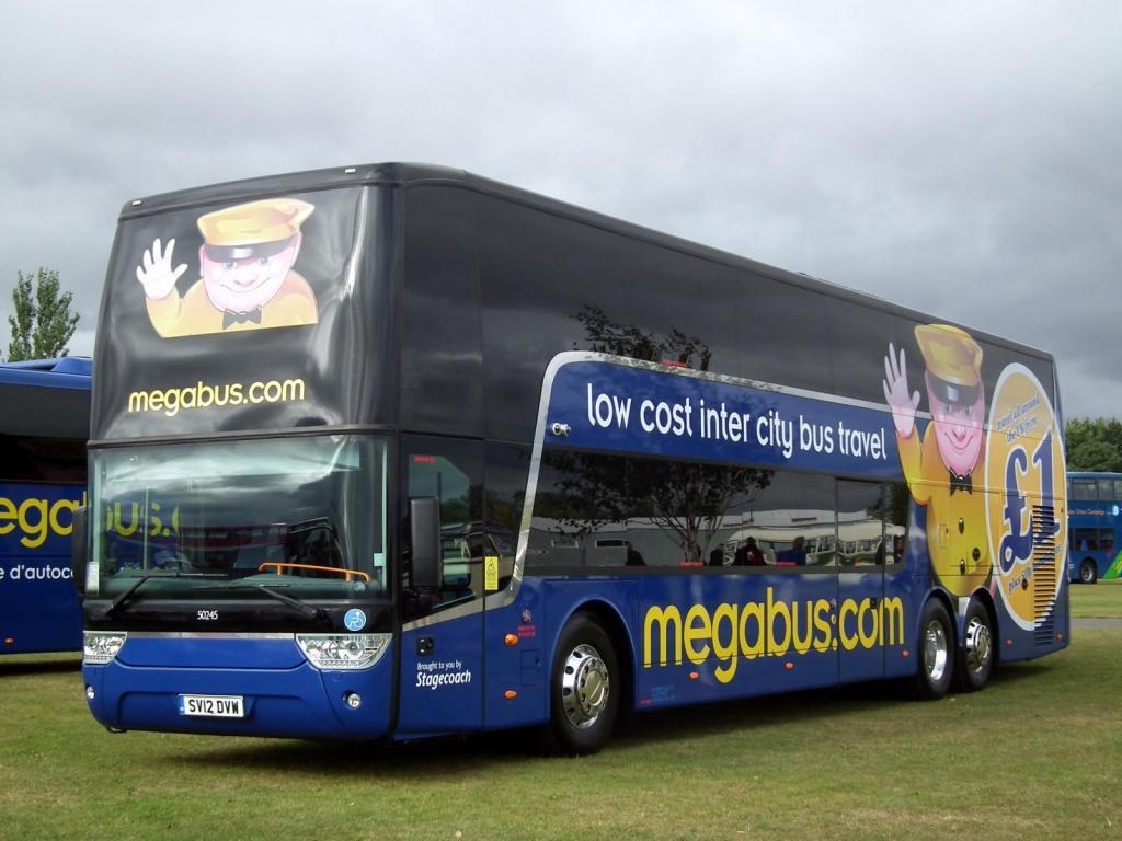Megabus bristol