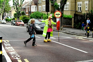 Lollipop Lady UK