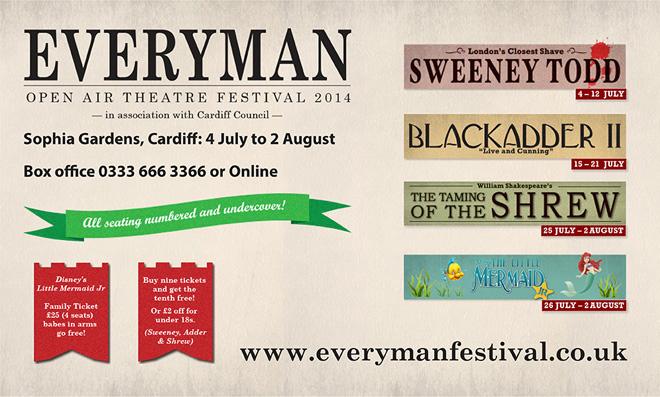 everyman festival cardiff