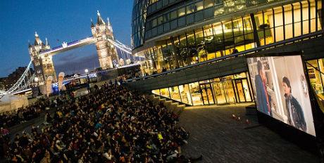 Free Film Scoop London