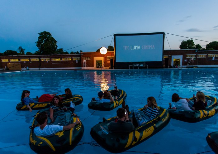 luna cinema london