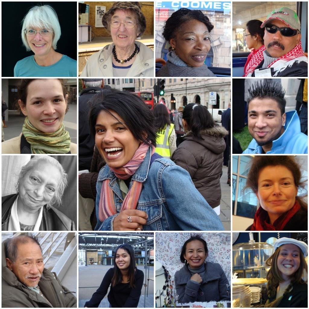 people london by Julie Kertesz