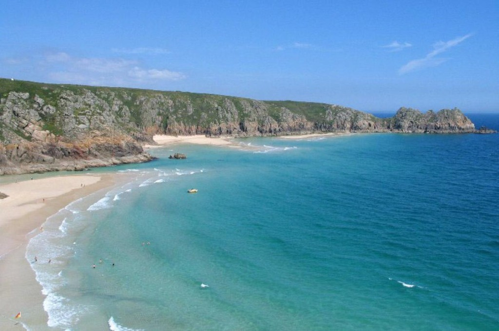 Porthcurno, near Land's End