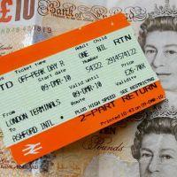 El tren en UK: cómo ahorrar dinero en los billetes