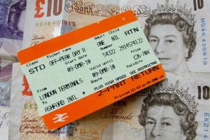 Ahorrar en los billetes de tren en uk