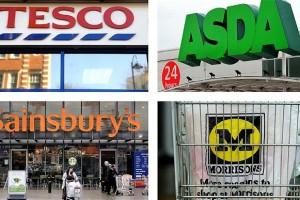 supermarkets uk