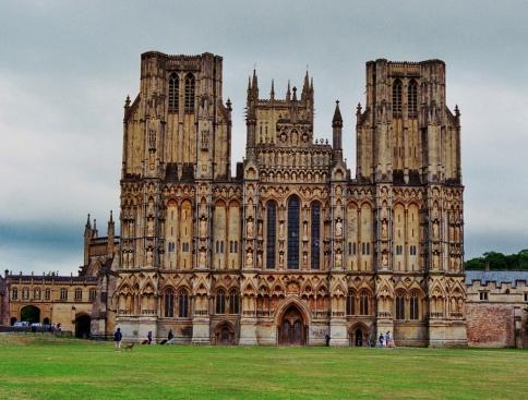 01 Catedral Wells by Bernard Blanc