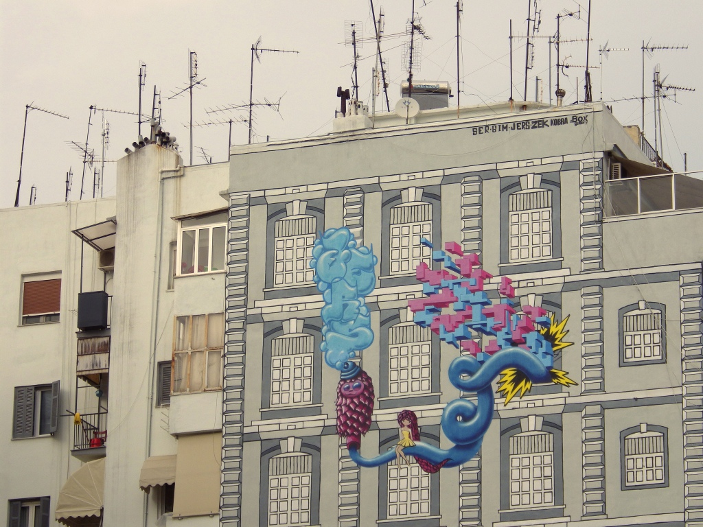 Thessaloniki street art