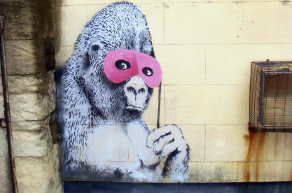 graffitti arte urbano en bristol uk street art