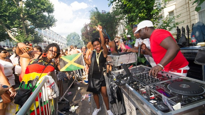 afterparty notting hill carnival