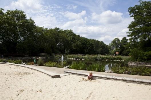 Bishop's Park Beach