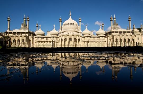 Brighton Pavilion by Juan Diego Godoy