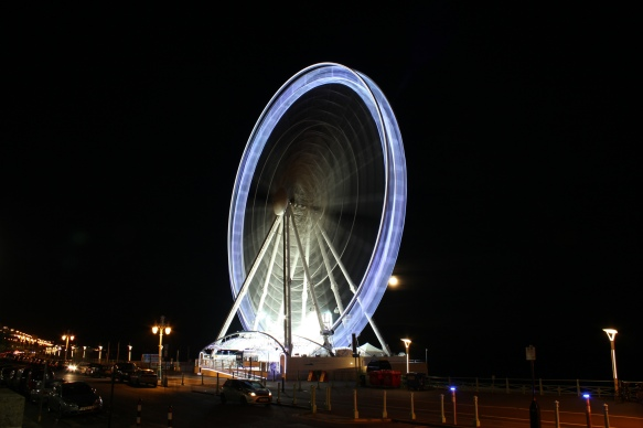 Brighton Wheel by Simon & His Camera