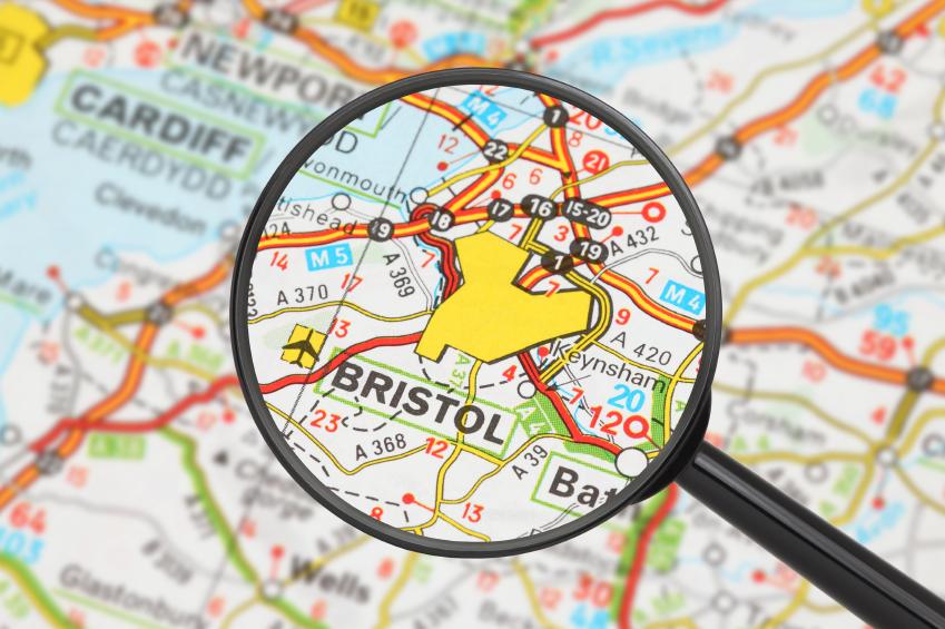 bristol inglaterra mapa Dónde viven y trabajan los Españoles en Bristol? – Bristoleños.com bristol inglaterra mapa