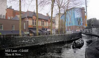 St Mary street con Mill Lane