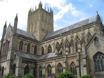Catedral Wells by Barnyz (flickr)