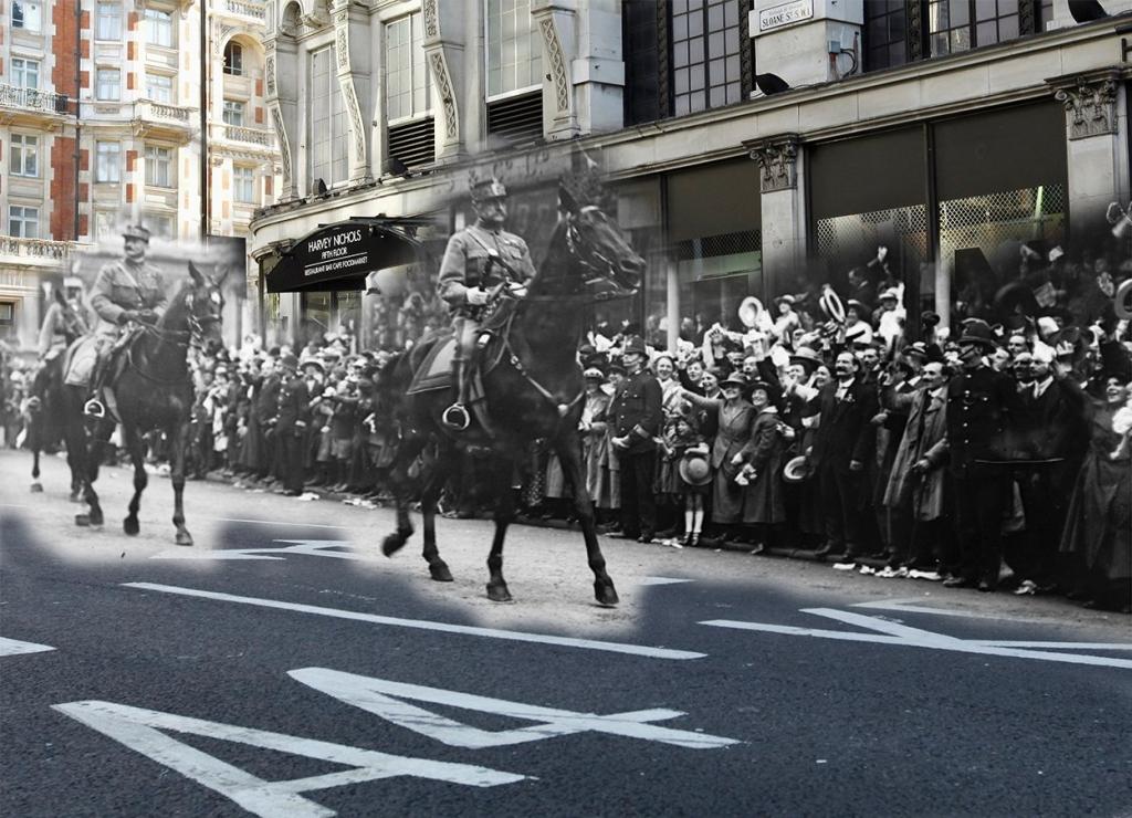 Harvey Nichols, Knightsbridge, London