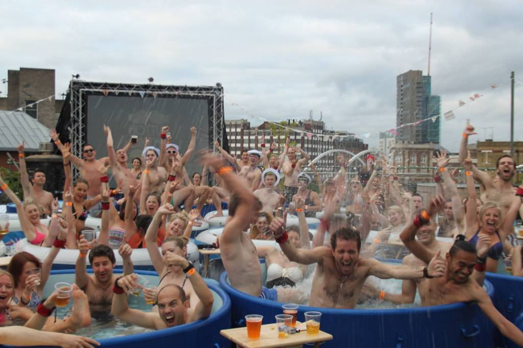 hottub cinema londres