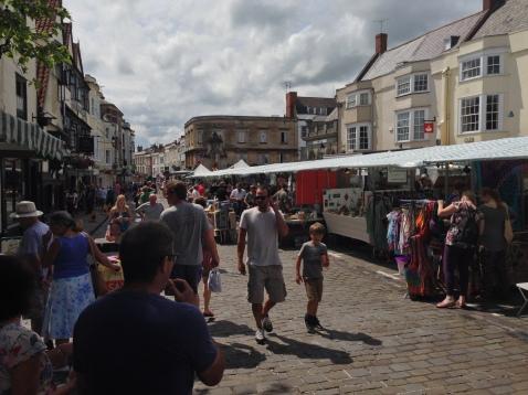 Market Place de Wells