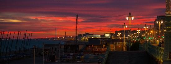 Late Evening at Brighton by David (MK)