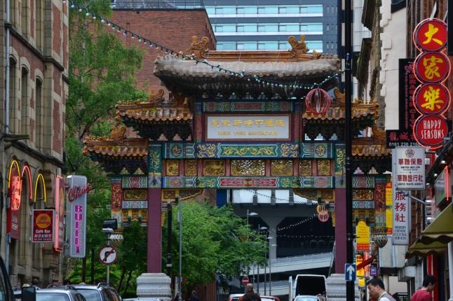 ChinaTown by Paradasos