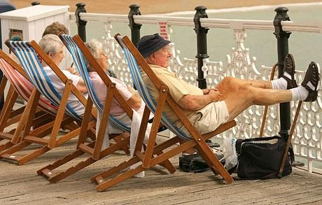 jubilados ingleses