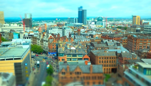 Manchester by Richard Heyes