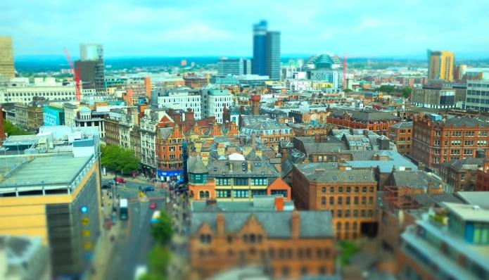 Manchester by Richard Heyes