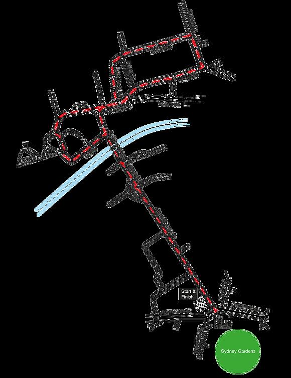 ruta carnaval bath