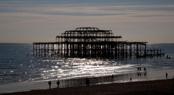 Tony Hisgett : Brighton Pier