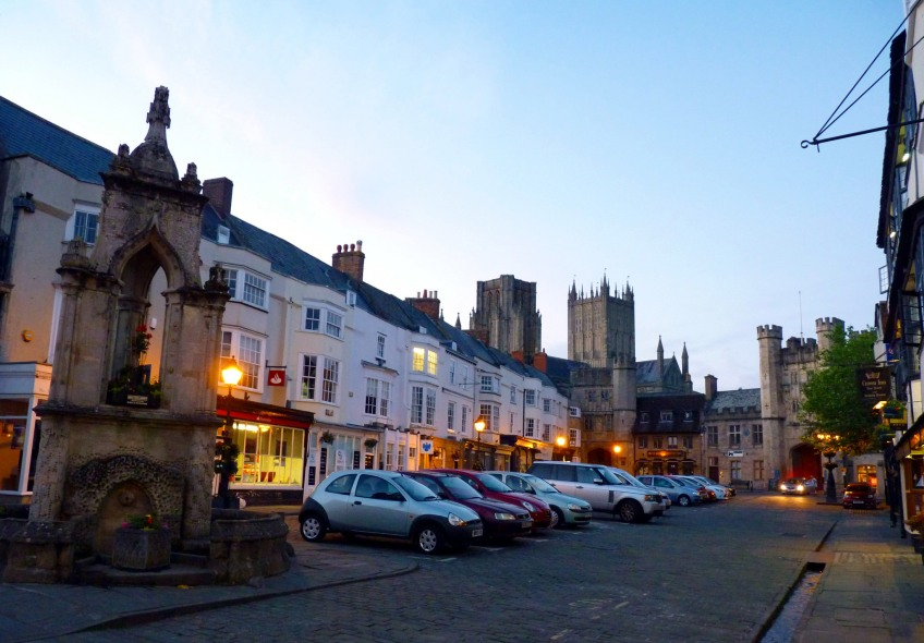 Wells by Damian Entwistle