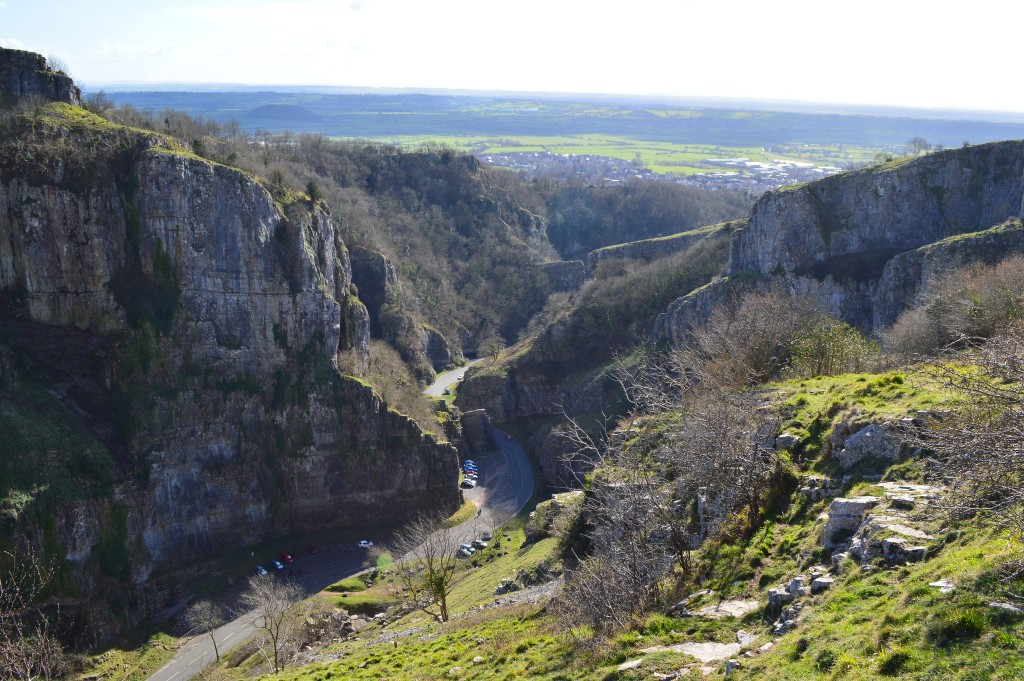 Cheddar Gorge by Matthew Robey