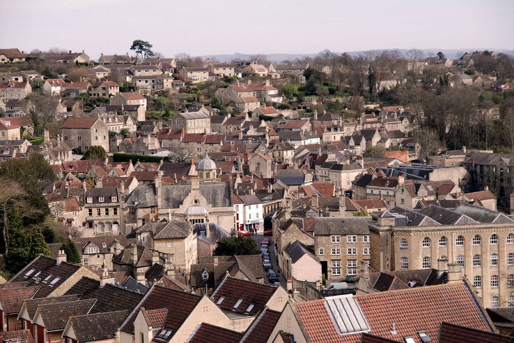 Bradford-on-Avon by Synwell