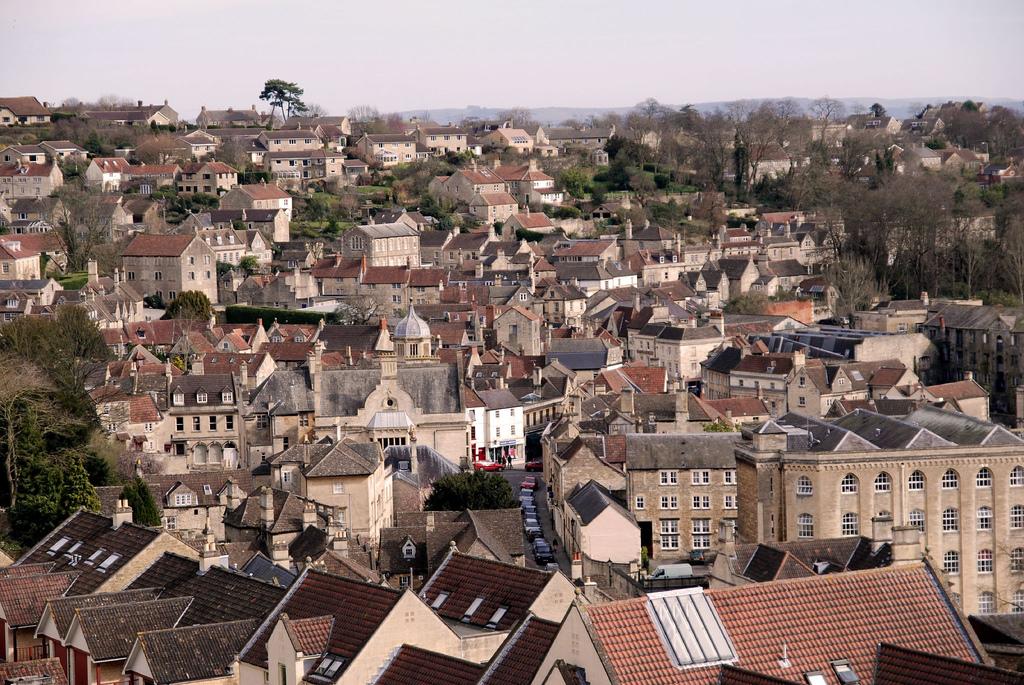 Bradford-on-Avon by Synwell
