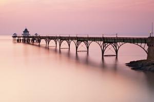 Clevedon Pier by Matt Neale