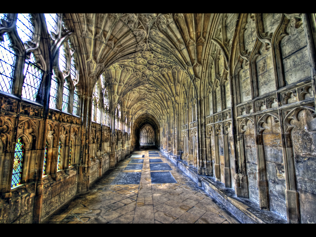 Gloucester Cathedral by vgm9393