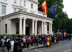 Embajada España Londres