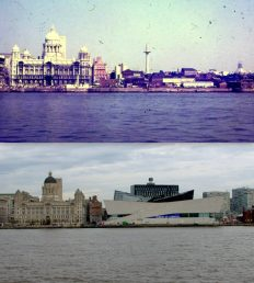 006 Pier Head, 1967 and 2014
